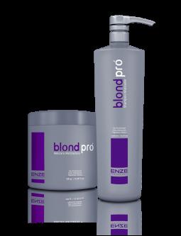 Blond Pró - Matização